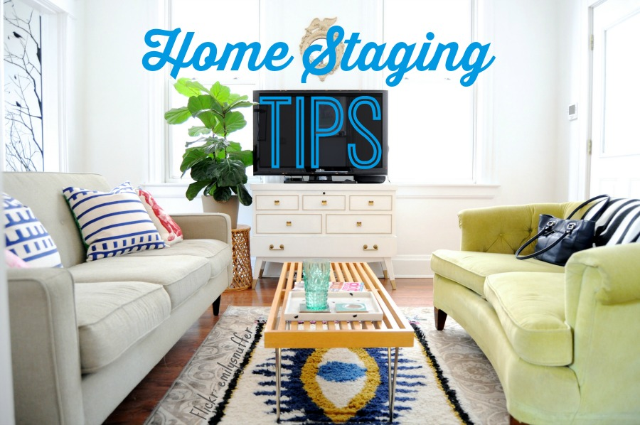 5 Home Staging Tips To Sell Your House Fast
