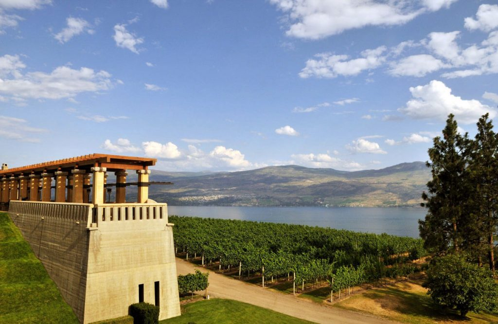 Mission Hill Winery in West Kelowna